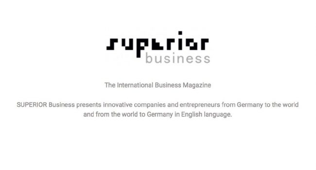 Superior Business - The International Business Magazine